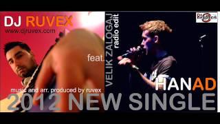 DJ RUVEX feat. HANAD-VELIK ZALOGAJ 2012 SINGLE(Radio Edit)