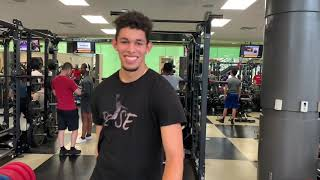 Working Out With CJ :: Quad Getting Better! Video