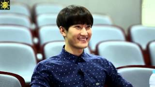 [ENG SUB] SJM Guesthouse: Auditions with Zhou Mi #1 (Henry fan)