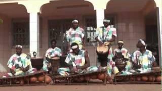 Sali Diabate's Afro Faso rehearsing Yiriba