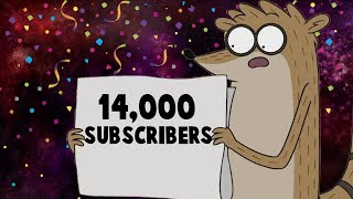 14,000 Subscribers!