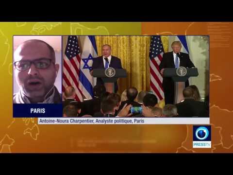 Débat avec Jacob Cohen sur PRESS TV Iran