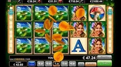 GAME OF LUCK +MEGA WIN! +FREE SPINS! online free slot SLOTSCOCKTAIL egt