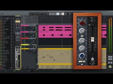 Neve 1084 Sound Examples