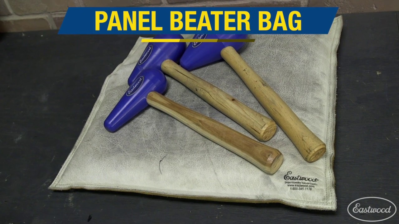How Quickly Add Shapes To Metal Panelbeater Sandbag