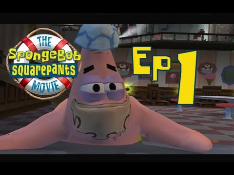 Let's Play Spongebob Squarepants: The Movie: The Video Game ep 1: It isn't Battle for Bikini Bottom?