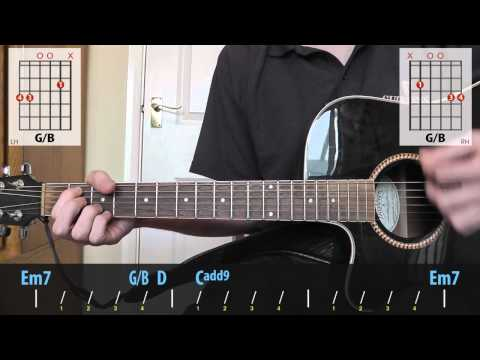 Alice in Chains - Nutshell guitar lesson for beginners
