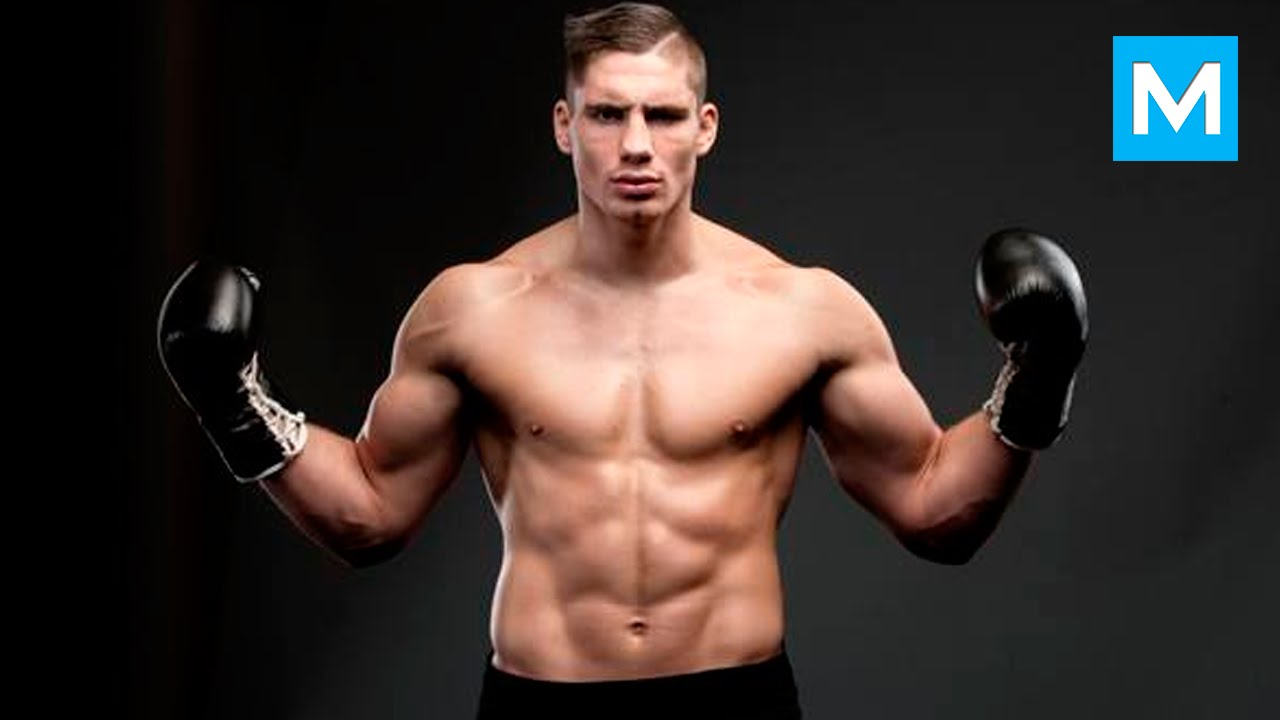 Rico Verhoeven Kickboxing Training | Muscle Madness