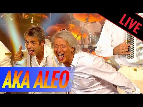 Aka Aleo - Patrick Sébastien - Live