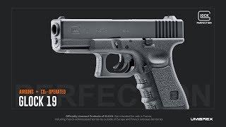 Video: Umarex Glock 19 CO2, 4,5mm BB