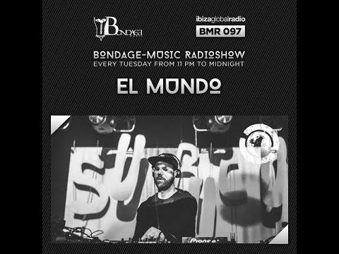 Bondage Music Radio - Edition 97 mixed by El Mundo