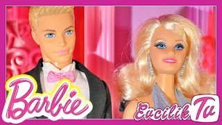 Video Barbie ve Ken Yemekte | Evcilik Oyunları 3.Video | Barbie Türkçe izle | Evcilik TV download MP3, 3GP, MP4, WEBM, AVI, FLV November 2017