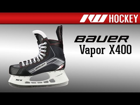 Bauer Vapor X400 Ice Hockey Skate Review