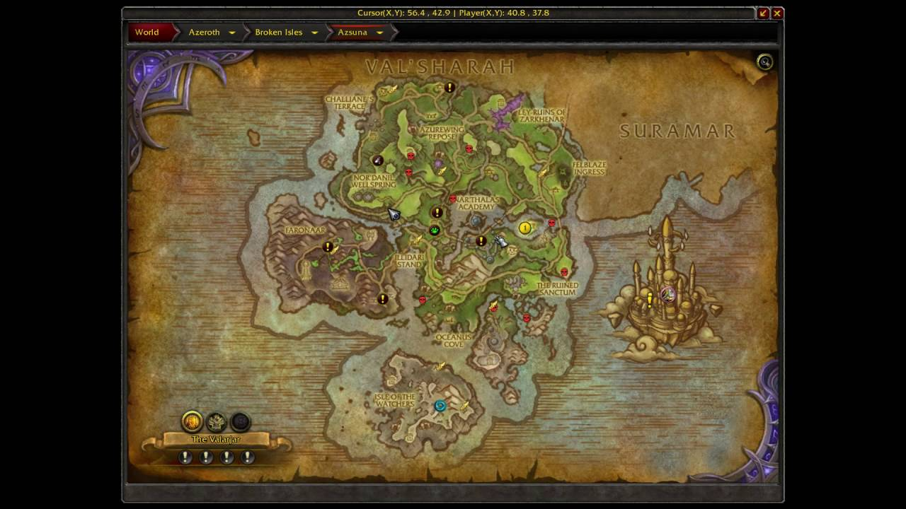 How To Get To Wardens Island