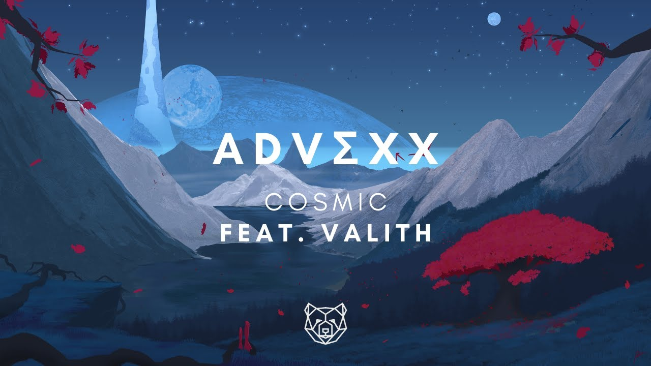 Advσxx Cosmic Feat Valith Official Audio Free Gaming Music Youtube