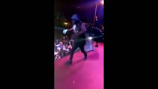 BULLET MAN COMES ON STAGE WITH A COFFIN ..(FULL VIDEO)