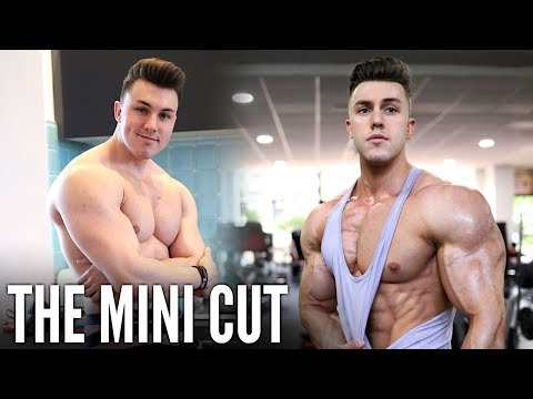 1 WEEK SHREDDING DIET - MY STARTING PHYSIQUE | Cut For Cayman's