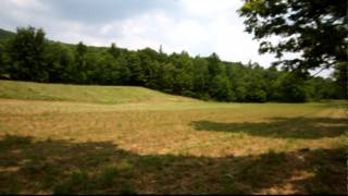 #33582 Upstate NY Farm for Sale - Barn with Field