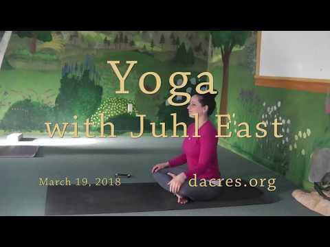 march 19 2018 yoga with Juhl East