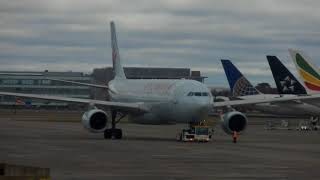 ONBOARD - British Airways A319 BA974 London Heathrow to Hamburg (FULL FLIGHT) thumbnail
