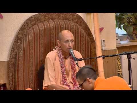 Шримад Бхагаватам 4.16.8 - Бхакти Ананта Кришна Госвами