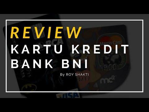 [REVIEW] Kartu Kredit Bank BNI
