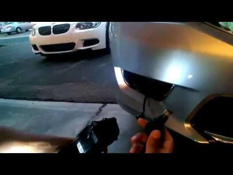 2013- 2015 Honda Accord Sedan LED Fog light Installation: Enlight