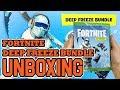 Fortnite Deep Freeze Bundle (Xbox One) Unboxing!!