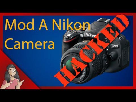 How To Mod Nikon Camera Firmware