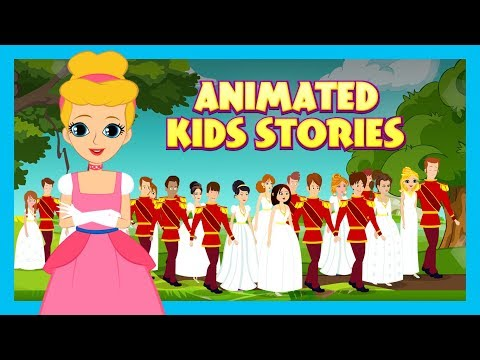 KIDS STORIES - ANIMATED STORIES FOR KIDS || TIA AND TOFU ANIMATED STORY SERIES