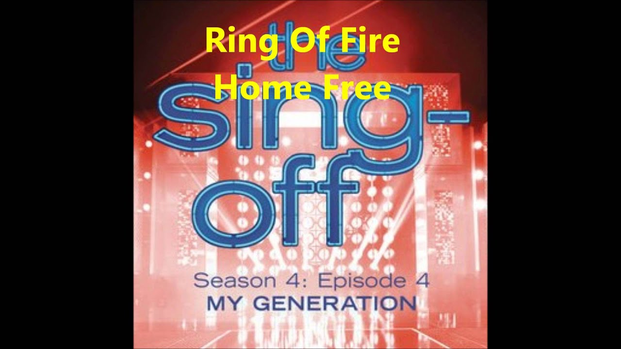 Homefreevocalband Ring Of Fire