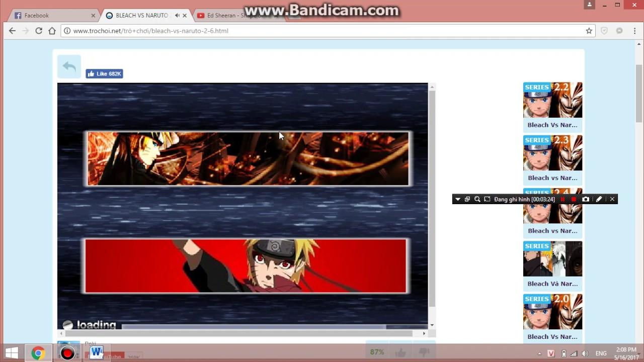 Naruto (Cửu vĩ) VS Naruto (Lục Đạo) (Tuyệt chiêu )