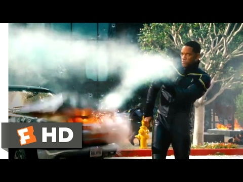 Hancock (2008) - Good Job Scene (6/10) | Movieclips