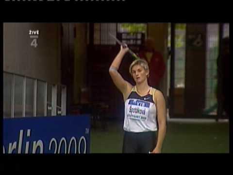 Barbora Špotáková - 72.28m WR - Stuttgart 2008