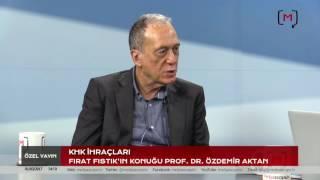 KHK İhraçları Konuk: Prof. Dr. Özdemir Aktan