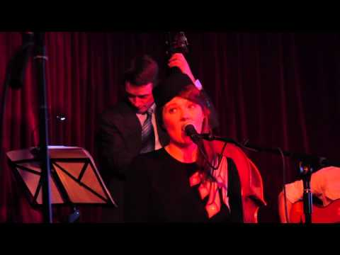 Katy Carr - Travelling To You (Green Note, London, 07/02/2013)