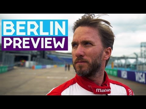 Airport Racing - Drivers Look Ahead To The 2018 BMW i Berlin E-Prix