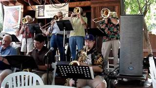 Big Band Trombones- It