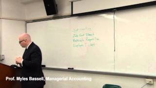 2 Managerial Accounting Basics - 2 Job Order Costing, Process Costing, Job Cost Sheet