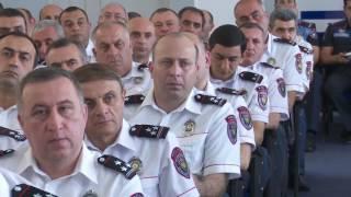 Կոլեգիայի նիստ ՀՀ ոստիկանությունում