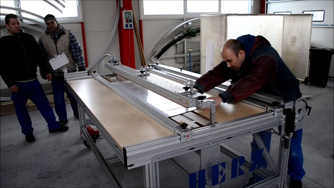 Polycarbonate Bending With Herz Hbrk Youtube