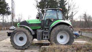 Deutz Fahr Agrotron x720 Ukraine