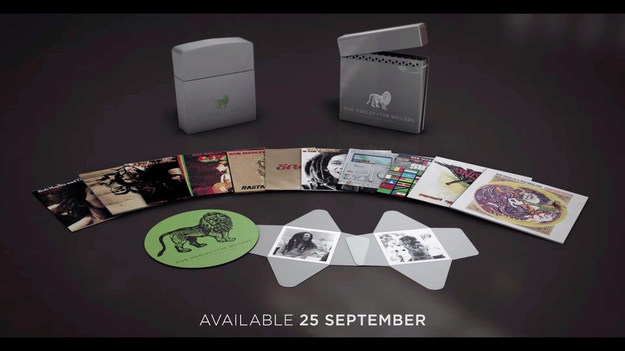 Bob Marley / The Complete Island Recordings / 12LP vinyl