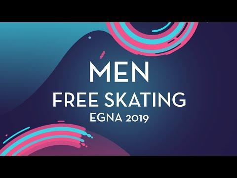 Naoki Ma (HKG) | Men Free Skating | Egna-Neumarkt  2019