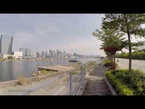 【Hong Kong Walk Tour】Kwun Tong Promenade - Kai Tak Cruise Terminal