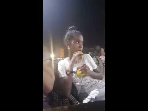 فتيات سودانيات يبثون فيديو مثير للجدل من مطعم الاميري في الخرطوم السودان