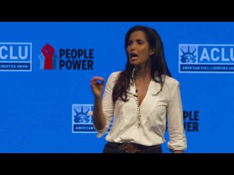 ACLU People Power: Padma Lakshmi on Growing Up an Immigrant ...