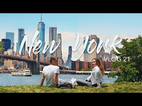 НЬЮ ЙОРК: ЛУЧШИЙ ГОРОД США? ПЛАН ПОЕЗДКИ ПО АМЕРИКЕ. VLOG #21