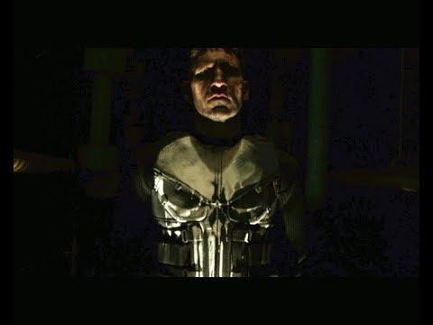 Marvel's The Punisher 1x11 Punisher Is Back Basement Shootout Full
