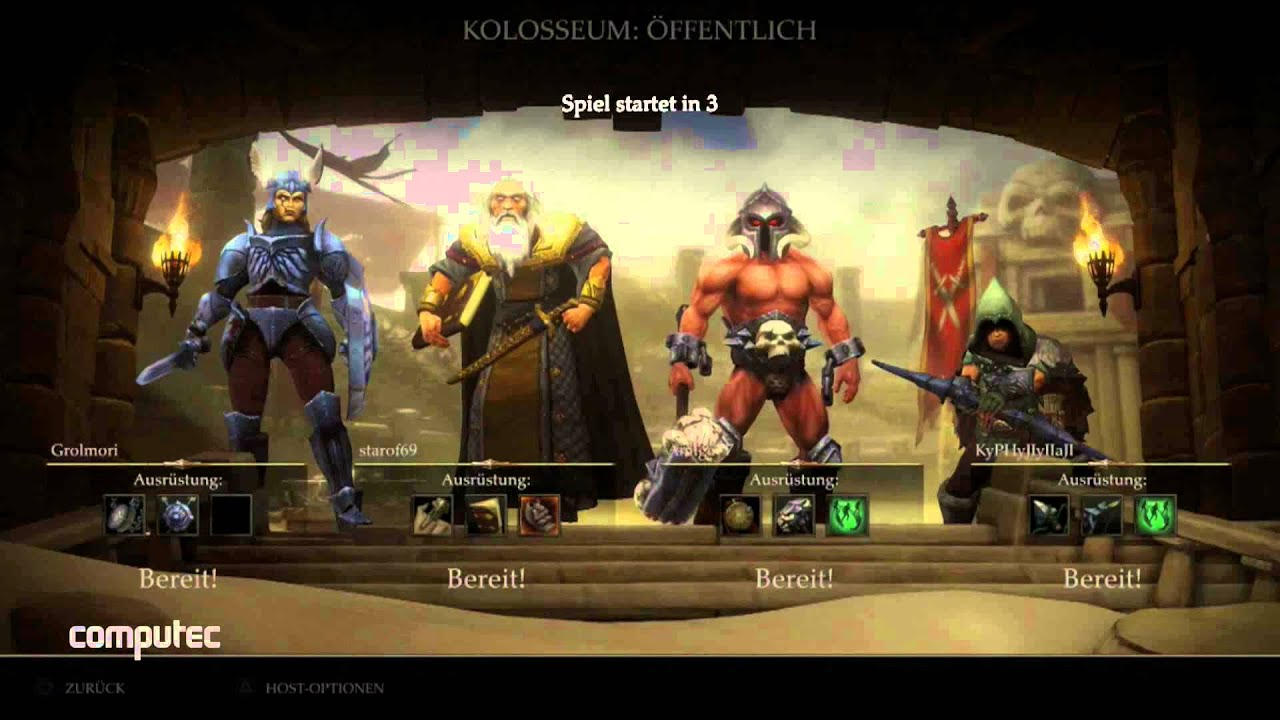 Gauntlet Slayer Edition Review Test Neue Packung